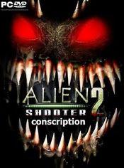 Jaquette Alien Shooter 2 : Conscription