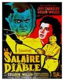 Affiche Le Salaire du diable