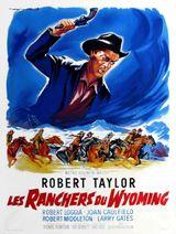 Affiche Les Ranchers du Wyoming