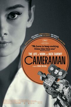Affiche Cameraman: The Life and Work of Jack Cardiff