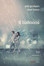 Affiche 6 Balloons