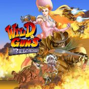 Jaquette Wild Guns Reloaded