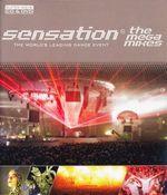 Pochette Sensation 2005: The Megamixes