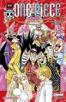 Couverture Opération Régicide - One Piece, tome 86