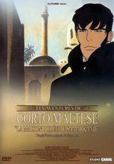 Affiche Corto Maltese : La Maison dorée de Samarkand