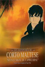Affiche Corto Maltese : Sous le signe du capricorne