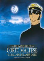 Affiche Corto Maltese : La Ballade de la mer salée