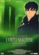 Affiche Corto Maltese : Les Celtiques