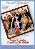 Affiche Portrait craché d'une famille modèle