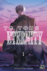 Couverture To Your Eternity