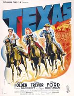 Affiche Texas