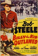 Affiche Billy the Kid Outlawed