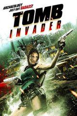 Affiche Tomb invader