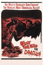 Affiche Billy the Kid contre Dracula
