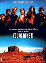 Affiche Young Guns 2