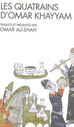 Couverture Les quatrains d'Omar Khayam