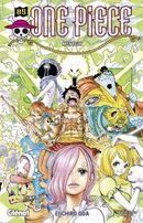 Couverture Menteur - One Piece, tome 85