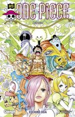 Couverture Menteur - One Piece, tome 85
