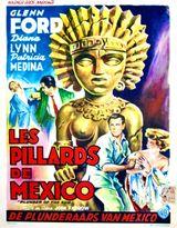 Affiche Les Pillards de Mexico