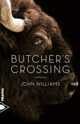 Couverture Butcher's Crossing