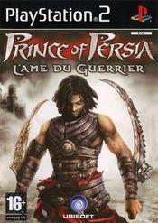 Jaquette Prince of Persia : L'Âme du guerrier