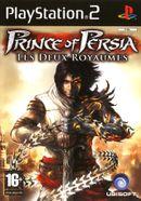 Jaquette Prince of Persia : Les Deux Royaumes