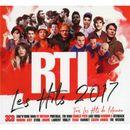 Pochette Les Hits RTL 2017