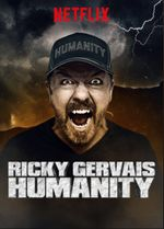 Affiche Ricky Gervais : Humanity