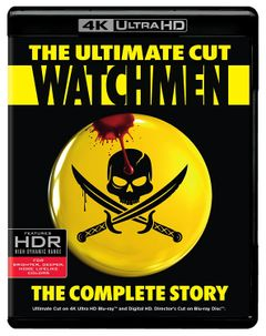 Affiche Watchmen - The Ultimate Cut: The Complete Story