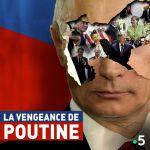 Affiche La vengeance de Poutine