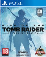 Jaquette Rise of the Tomb Raider  : 20 Year Celebration