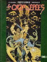 Couverture Jours maigres à Lankhmar - Le Cycle des épées, tome 4