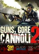 Jaquette Guns, Gore & Cannoli 2