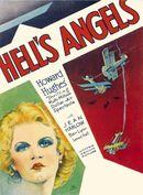 Affiche Les Anges de l'enfer