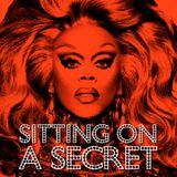 Pochette SITTING ON A SECRET (Single)