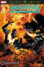 Couverture Duel Divin - Marvel Universe (Marvel France 5e série), tome 4