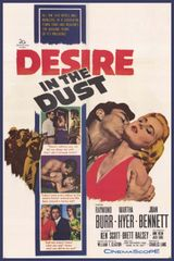 Affiche Desire in the Dust