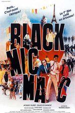 Affiche Black Mic-mac