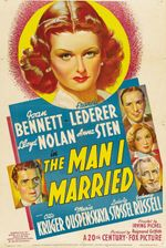 Affiche The Man I Married