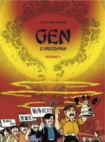 Couverture Gen d'Hiroshima : Intégrale, tome 4