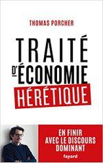 Couverture Traité d'économie hérétique