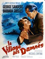Affiche Le Village des damnés
