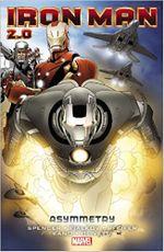 Couverture Iron Man 2.0 : Asymmetry