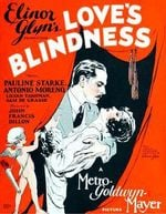 Affiche Love's Blindness