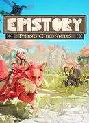 Jaquette Epistory - Typing Chronicles