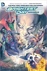 Couverture Brightest Day Omnibus
