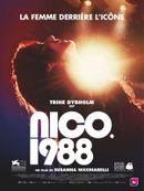 Affiche Nico, 1988