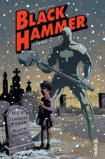 Couverture L'Incident - Black Hammer, tome 2