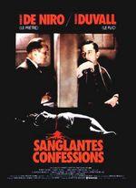 Affiche Sanglantes confessions