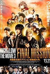 Affiche High & Low: The Movie 3 - Final Mission